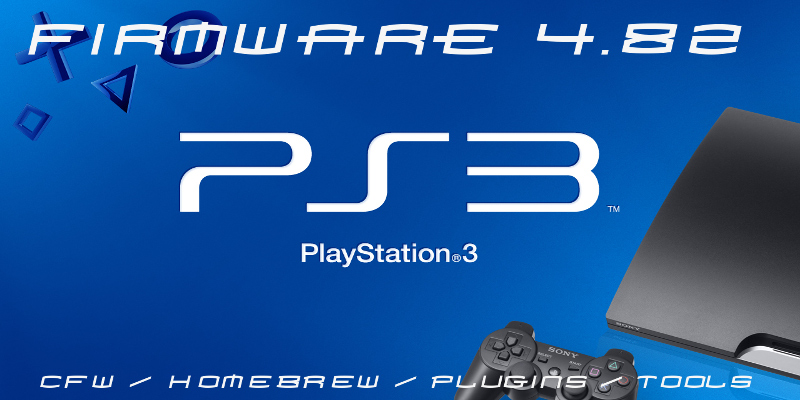 ps3 update 4.82 download cfw
