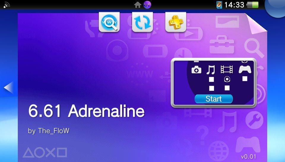 adrenaline vpk