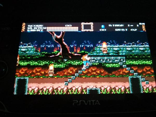 PS VITA / PS TV - Genesis Plus GX for the PS Vita (A Port by