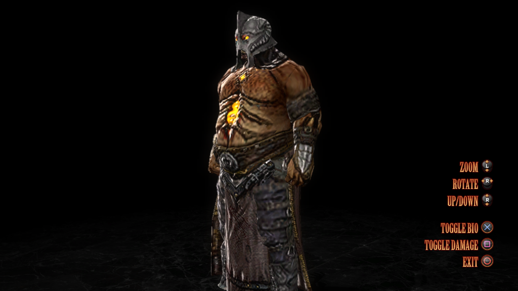 PS3 - Mortal Kombat 9 Modding - New Mesh Swapping & Skin
