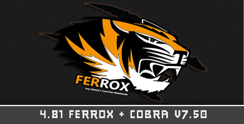 Download ferrox iso loader ps3.