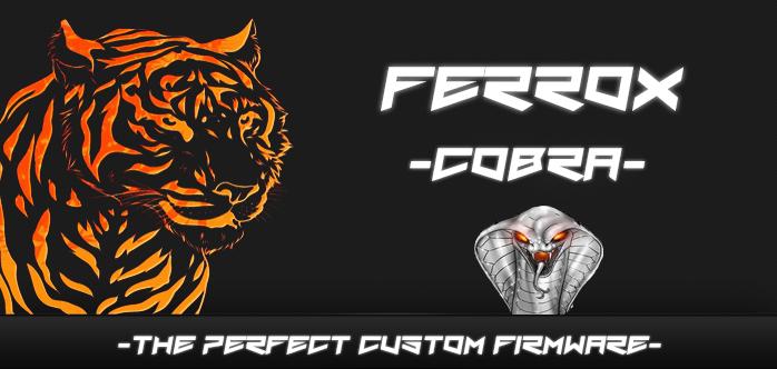 Ps3 4. 80 ferrox (cobra v7. 3) cfw | psx-place.
