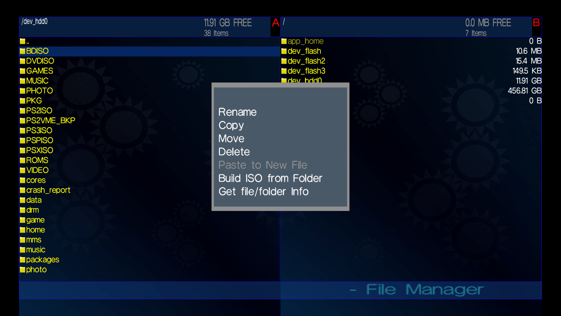 PS3 - IRISMAN v4 82: Support for 4 82 - CFW (CEX) (Update by