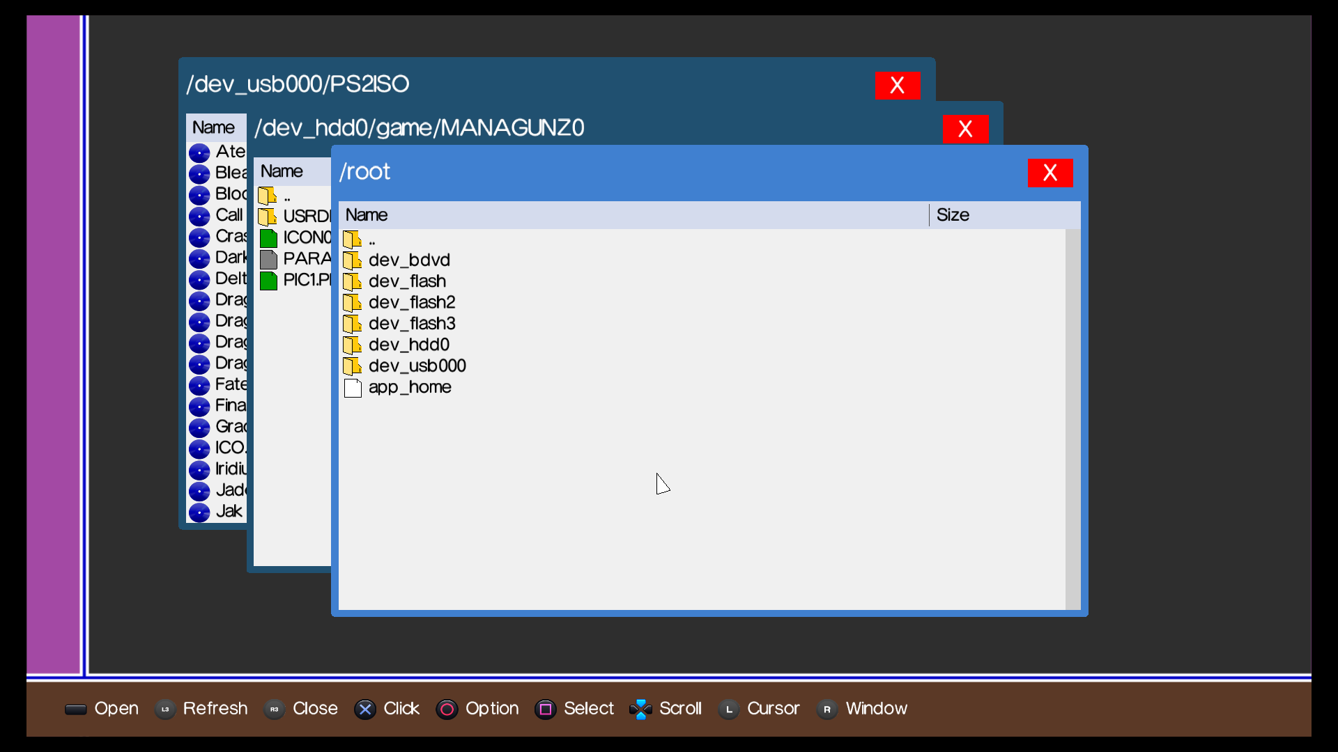 ManaGunZ - PS3 Backup Manager by Zar | PSX-Place