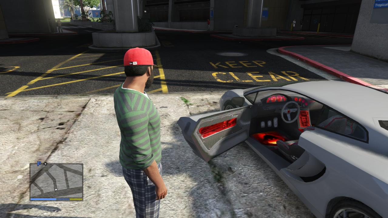 PS3 - GTA V: Elite Edition Mod Released For PS3 Custom