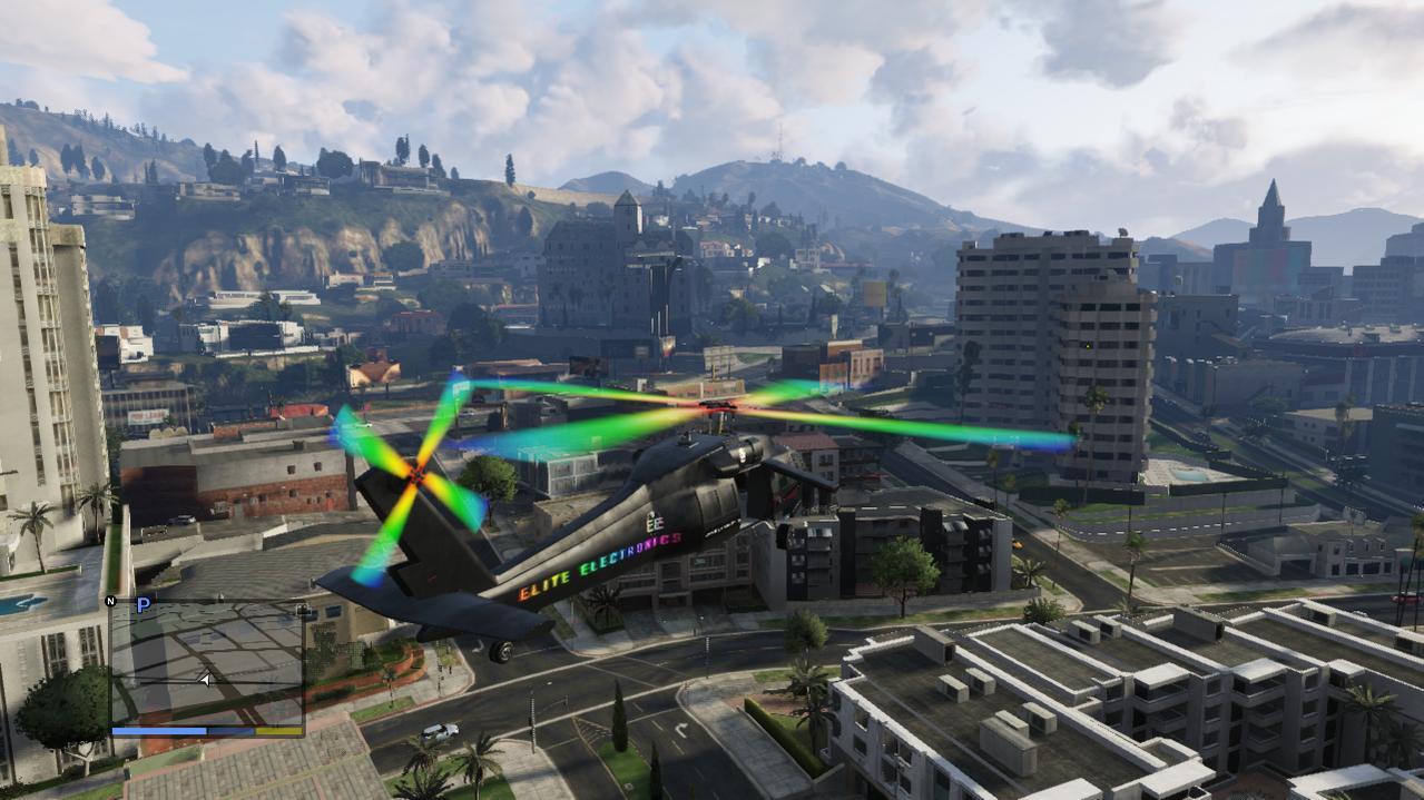 PS3 - GTA V: Elite Edition Mod Released For PS3 Custom