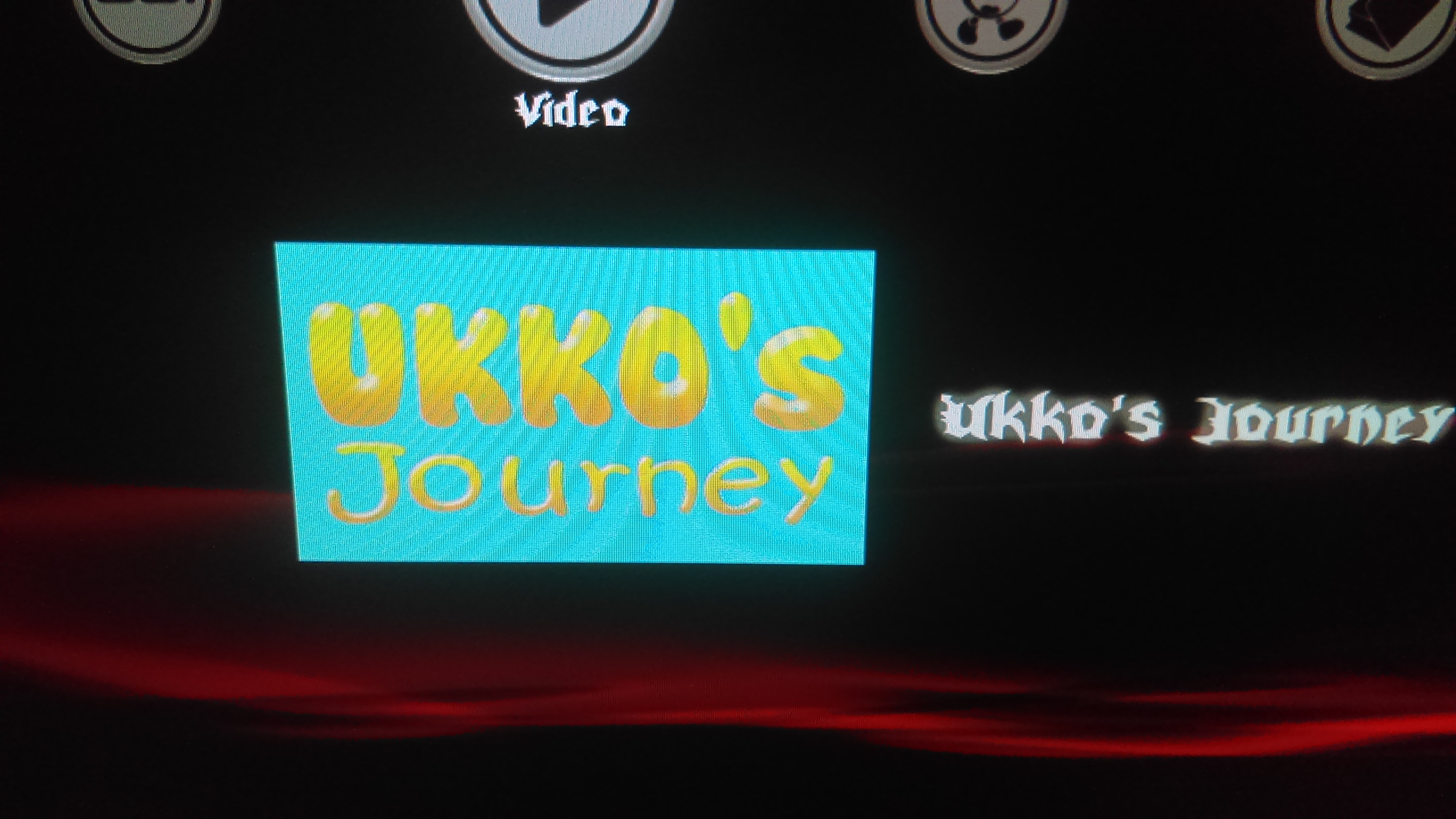 PS4 - Ukko's Journey - BD-J Homebrew Game playable on OFW: PS4/PS3