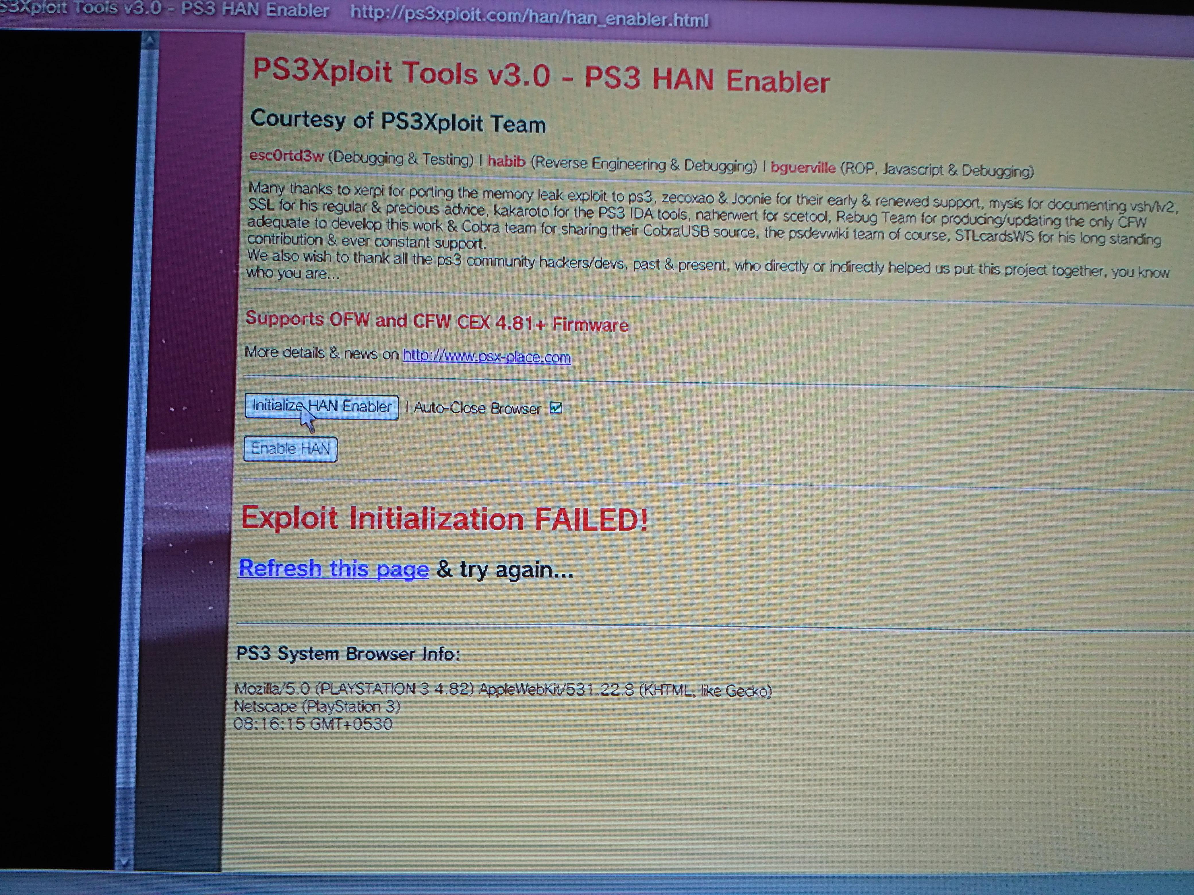PS3 - PS3Xploit Tools v3 0