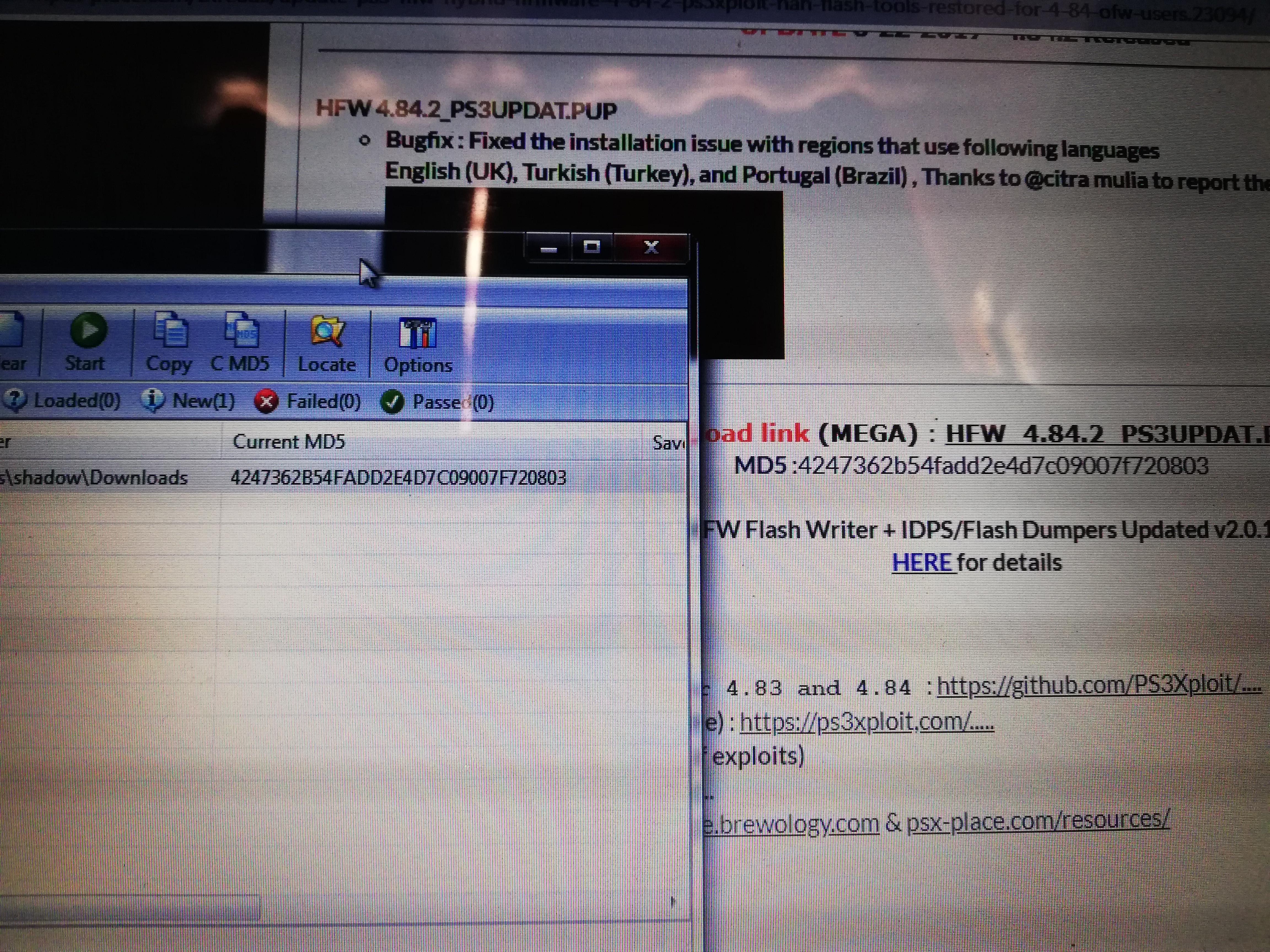 Ps3 8002f997 error | PSX-Place