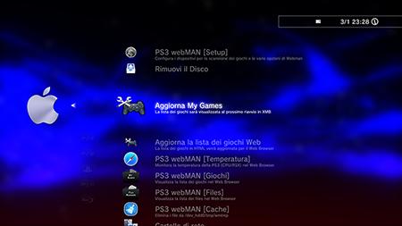PS3 - webMAN v1 43 23 + Custom Themes from MaxModding | PSX