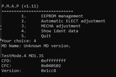 PS2 - PlayStation 2 MECHACON Adjustment Program (PMAP) | Page 2