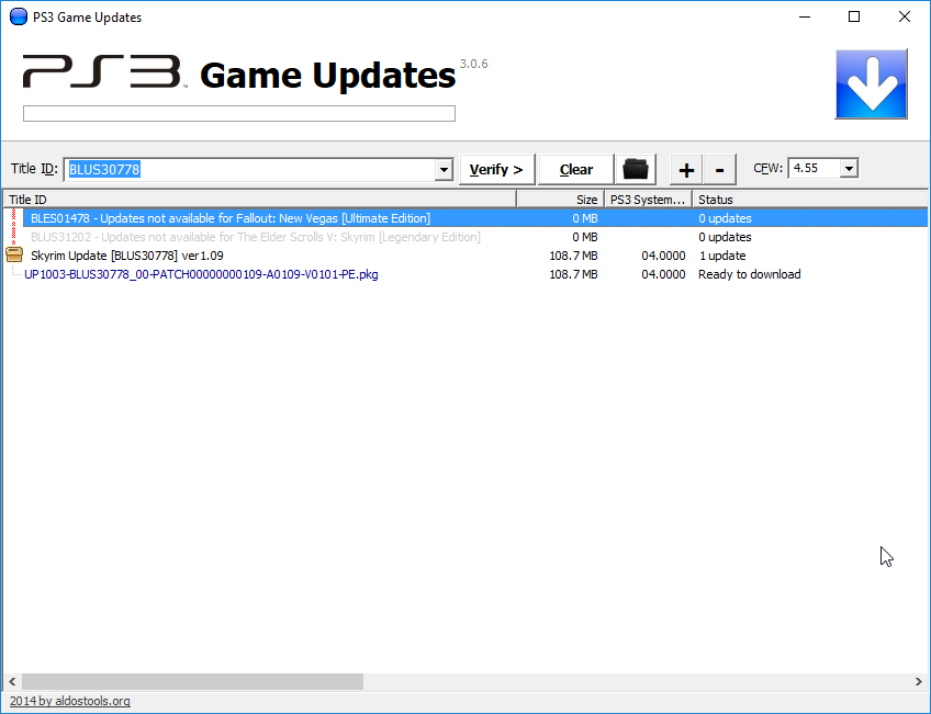 Ps3 Game Updates