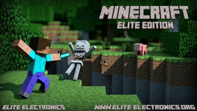 PS3 - Minecraft Elite Edition (v1 32 27): Massive Game Mod