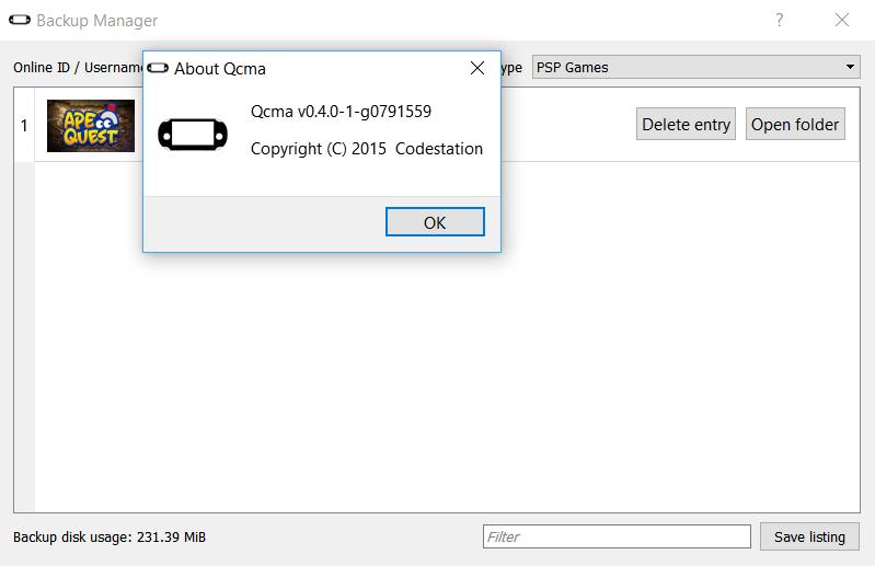 psp emulator for mac sierra