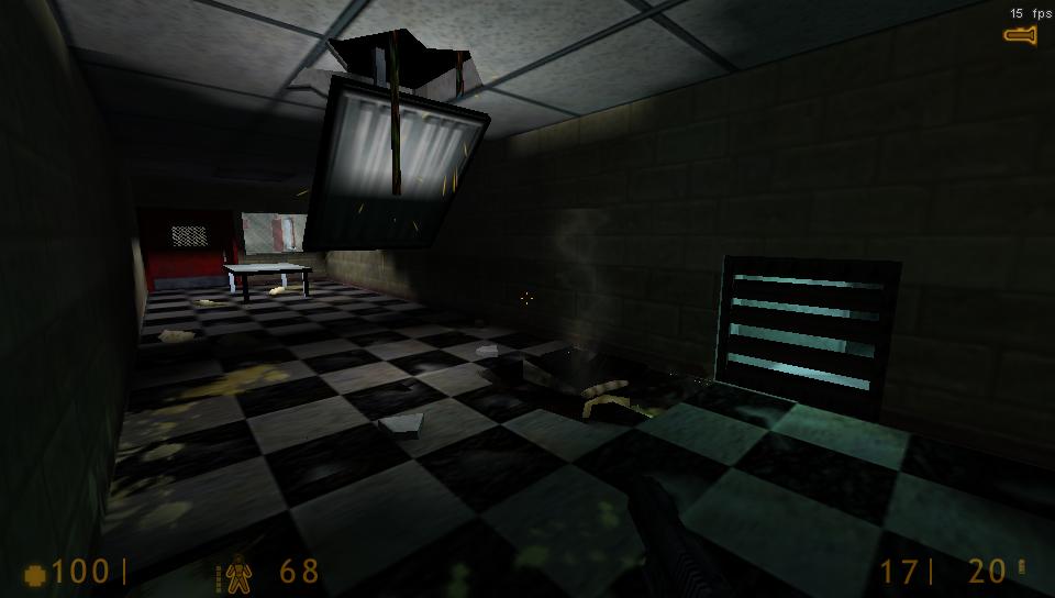 PS Vita / Ps TV - vitaXash3D - Run Half-Life on Vita (port