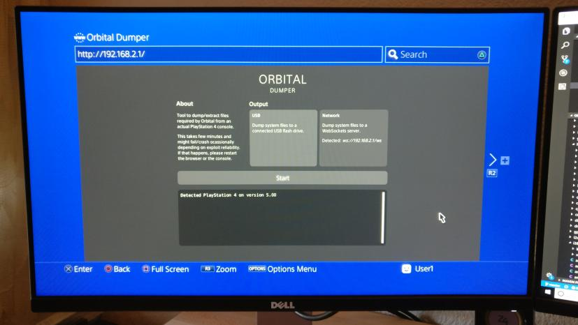 PS4 - Meet Orbital - An early-stage PS4 Emulator by