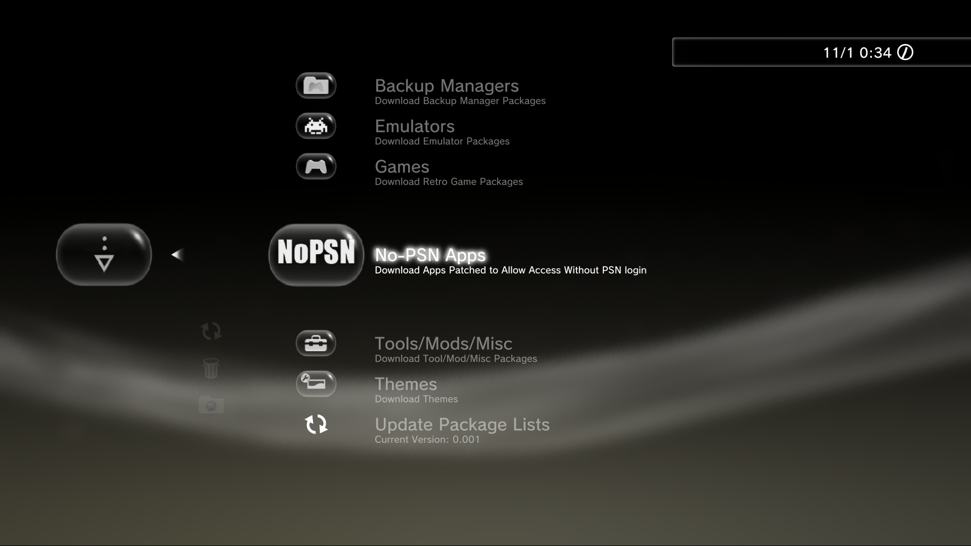 PS3 - A Preview of the NEW XMBPD by DeViL303 [PS3 XMB Intergrated