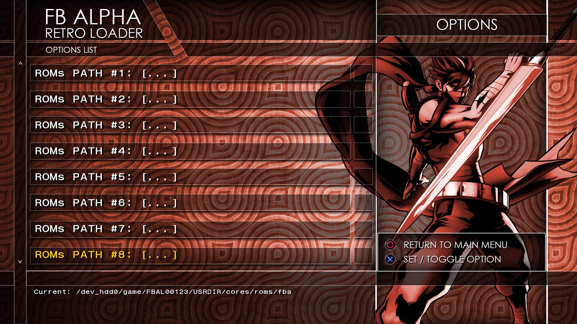 FB Alpha Retro Loader | PSX-Place