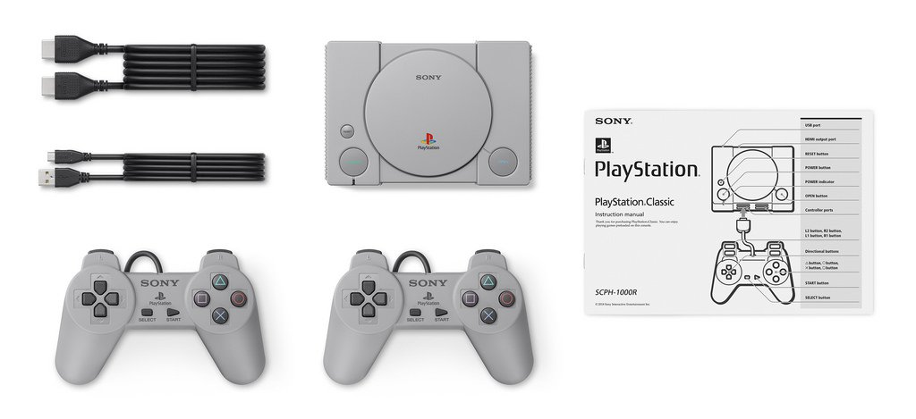 PlayStation Classic Announced By Sony (Coming Soon December 2018