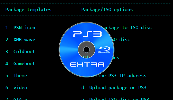 PS3 - [UPD 07/10] PS3 ISO batch beta 0 6 & tools | PSX-Place