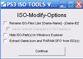 PS3 ISO Tools by Rudi Rastelli | PSX-Place