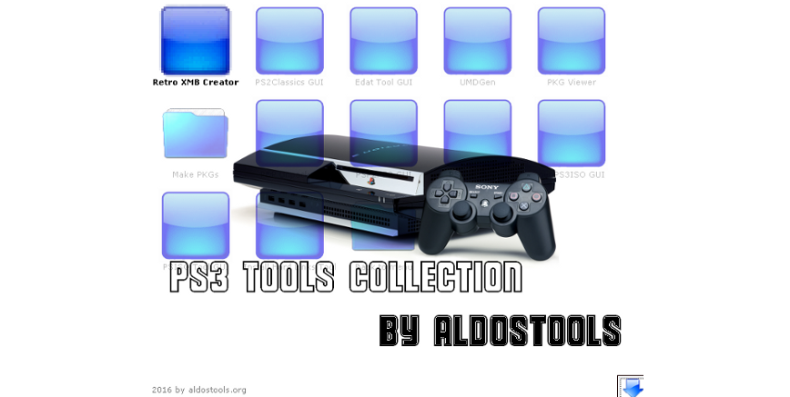PS3 - PS3 Tool Collection v4 8 1 - The must have