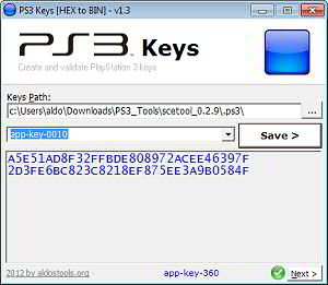 PS3 - Aldostools' PS3 Tools Collection v2 7 38 | Page 2