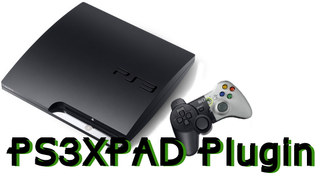 PS3 - PS3XPAD v0 3: Use your Xbox360 Controller on your PS3 (now