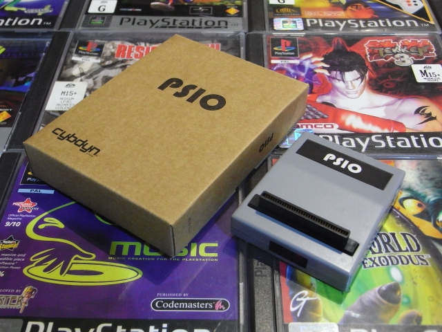 PS1 - PSIO - PlayStation 1 Hardware now Available for
