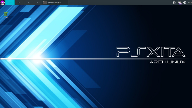PS4 - Psxitarch Linux version 2 0 -A Linux distro for the