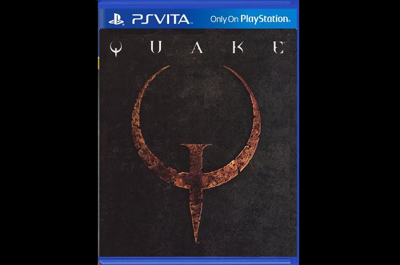 PS VITA / PS TV - VitaQuake 2 0 - Multiplayer - Quake Mods