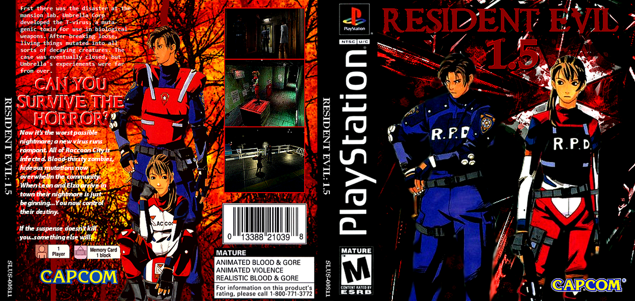 resident evil 1 download ps1