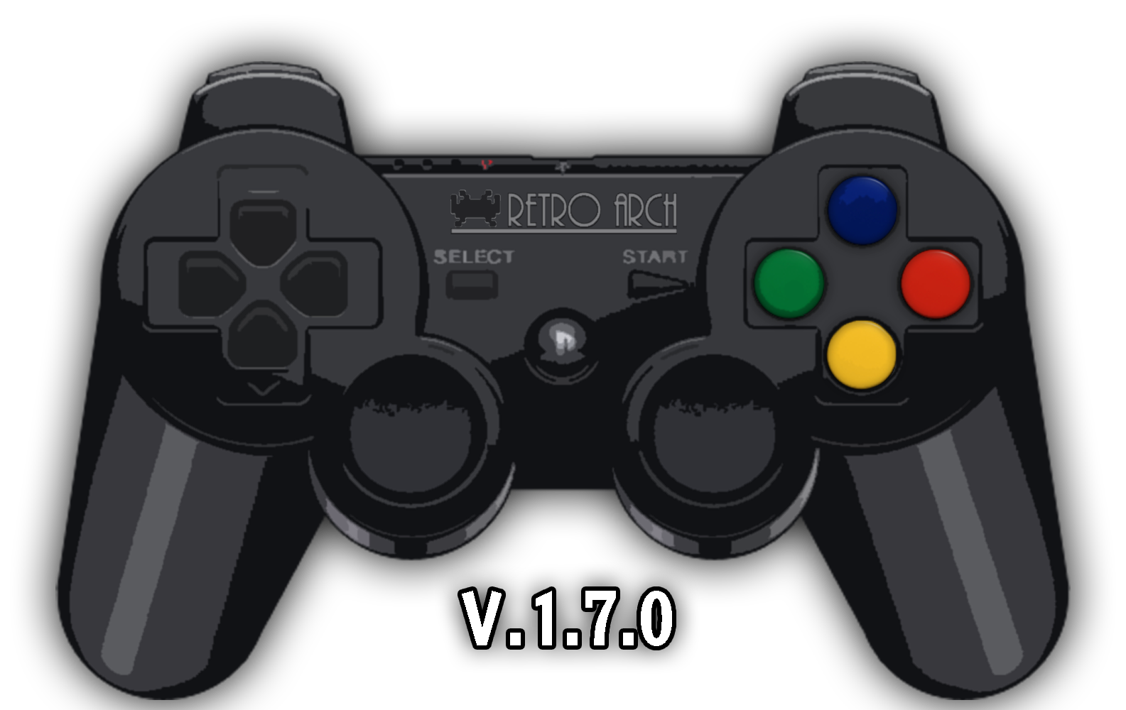 PS3 - RetroArch V 1 7 0 Icon by LizardBone JPG | PSX-Place