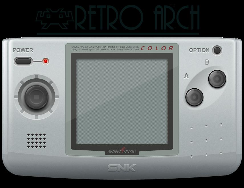 PS3 - RetroArch (PS3 - Fix PKG) - Neo-Geo Pocket Core is