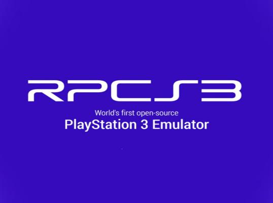 PS3 - RPCS3 (PS3 Emulator) - August 2018 Progress Report
