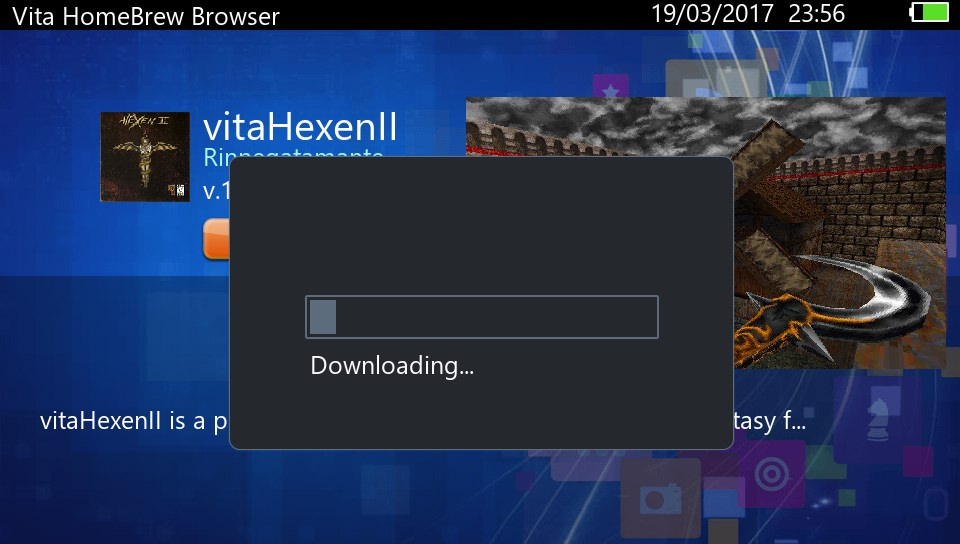 PS VITA / PS TV - Vita Homebrew Browser (by Devnoname120) - A New