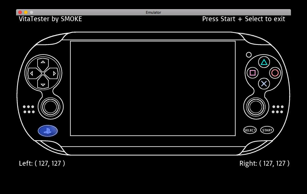 PS VITA / PS TV - Vita3K - A new Playstation Vita emulator in