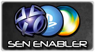 PS3 - SEN Enabler v6 2 1 - Includes 4 84 Spoof to regain PSN Access