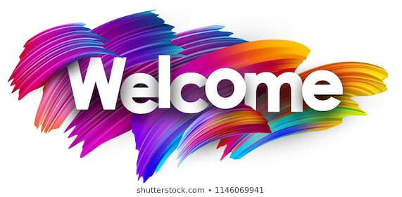welcome-poster-spectrum-brush-strokes-260nw-1146069941.jpg