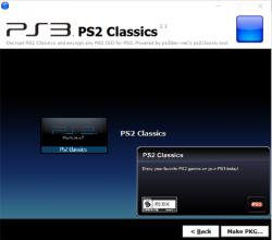 PS3 - PS2 Classics GUI | PSX-Place