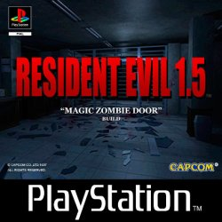 PS1 - Resident Evil 1 5 - New Mod Patch Released from