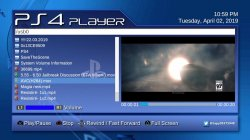 PS4 - (UPDATE) PS4 Player (Media Player) by Lapy05575948