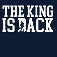 TheKingIsBack